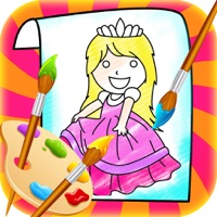 Codes for Princess Coloring Book Drawing Doodle - Draw Game for Toddler Preschool Kids! Hack