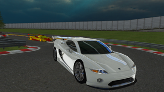 Concept Car Driver 3D screenshot four