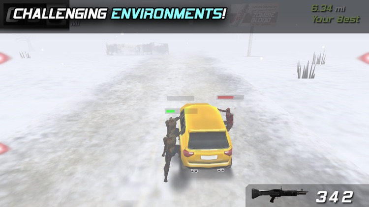 Zombie Highway screenshot-4