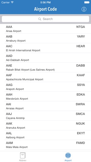 aviationabb aviation abbreviation and airport code on the app store
