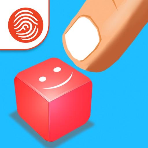 Blox 3D Junior - A Fingerprint Network App