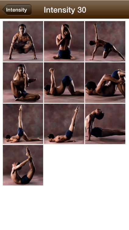 Yoga from the heart