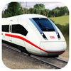 Trainz Driver 2 - train driving game, realistic 3D railroad simulator plus world builder