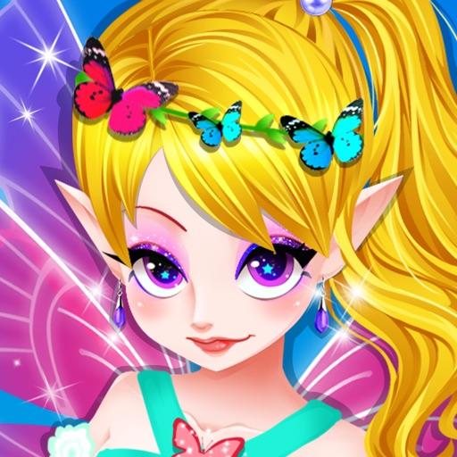Butterfly Fairy Girls - Dress Up Salon