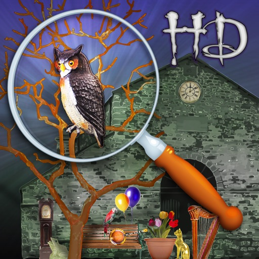 Mystery Town HD - Fun Seek and Find Hidden Object Puzzles icon