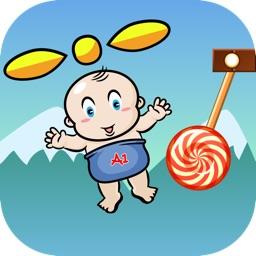 Swing Lollipop Baby Darren