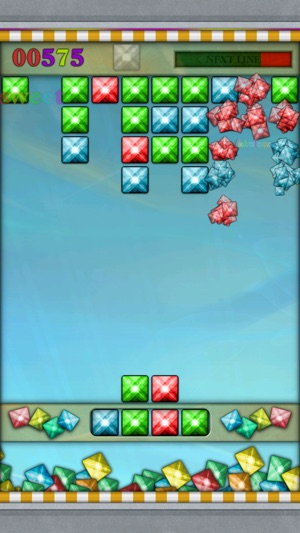Candy Block Shooter HD Free Screenshot