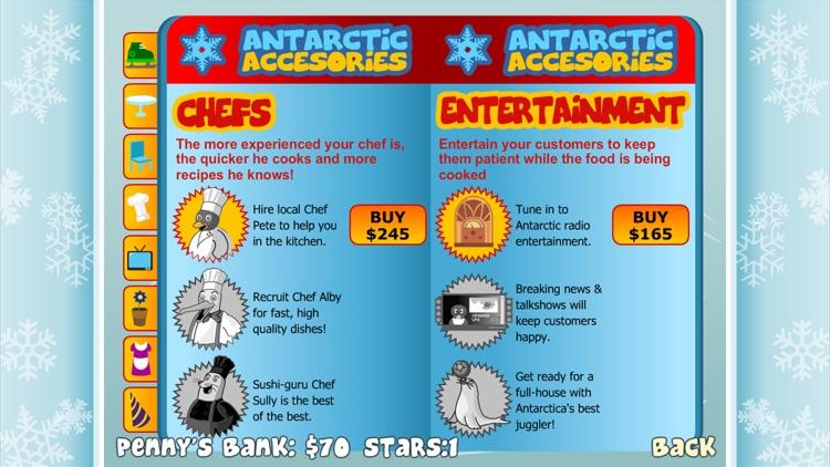 Penguin Diner 2: Penny's Antarctic Adventure screenshot-3