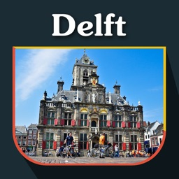 Delft City Offline Travel Guide