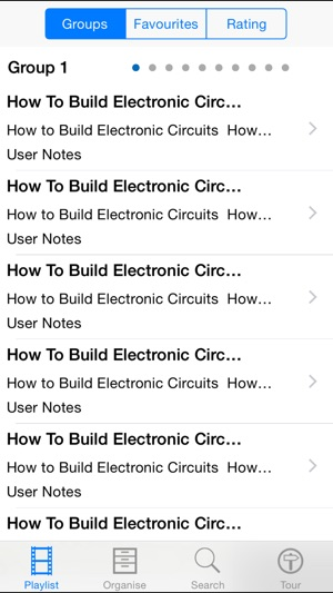 How to build electronic circuits on the app store solutioingenieria Image collections