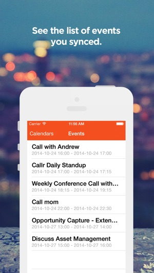 how to add a calendar to iphone callr ai personal assistant that connects you to your 7343