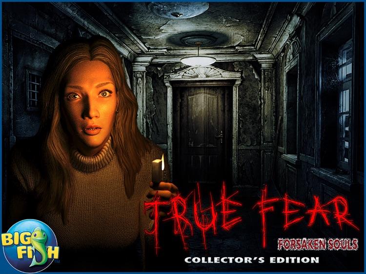 True Fear: Forsaken Souls HD - A Scary Hidden Object Mystery screenshot-4