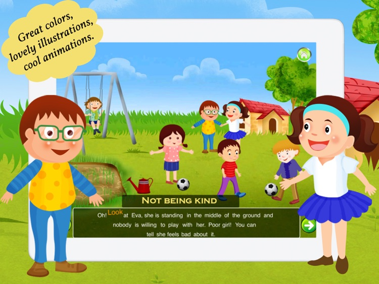 Book of Manners by for Children by Story Time for Kids screenshot-3