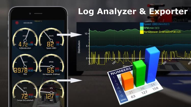 NovaScan - The OBD Total Solution screenshot-3