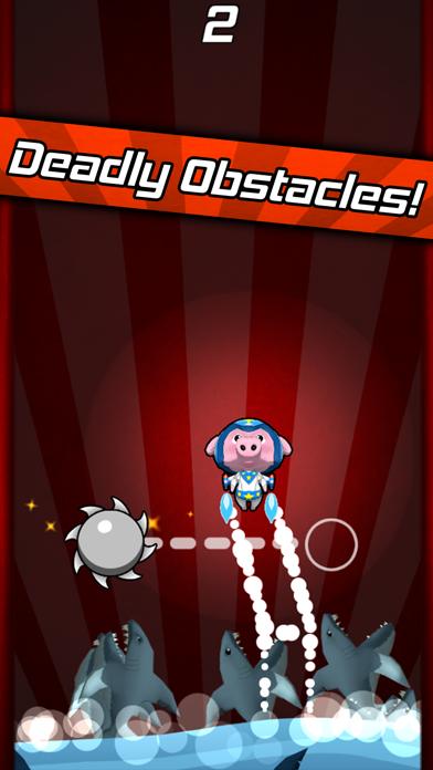 Rocket Pig screenshot three