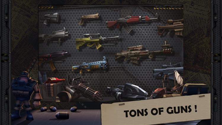 WarCom: Genesis screenshot-3