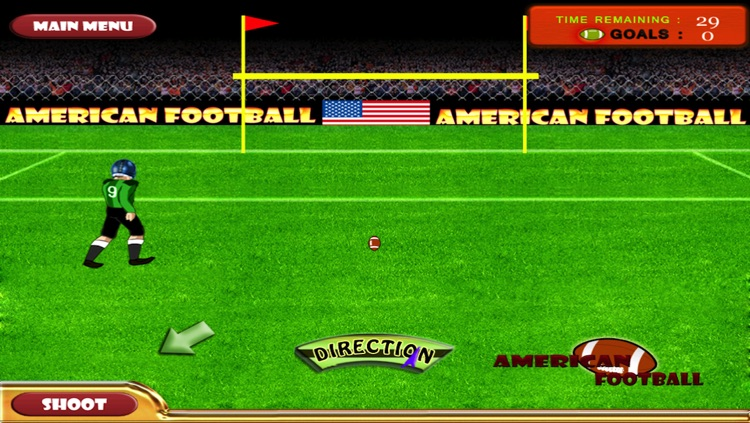 Crazy Soccer Field Goal Kick Competition Pro