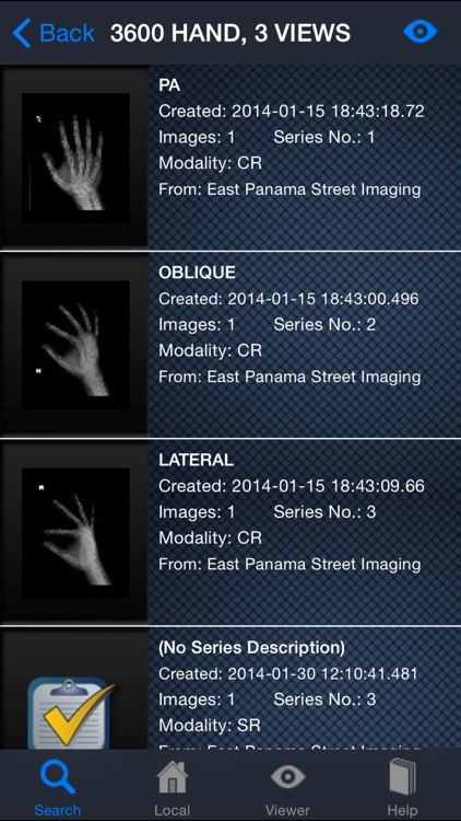 iClarity: Advanced Medical Imaging Viewer and Image Management Tool screenshot-3