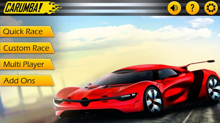 Carumba! The Ultimate Car Race screenshot-0