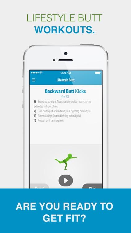 Lifestyle Butt Workout screenshot-4