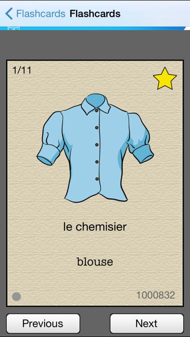 h4 French Lite screenshot one