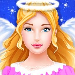 Little Angel Salon - Girls Dress Up Game