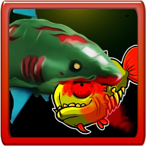 Hungry Zombie Shark Attack Frenzy: Eat the Small Fish iOS App