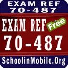 Windows Azure Exam 70-487 Prep Free icon