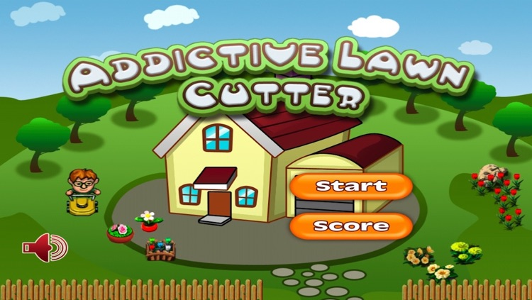 Lawn Cutter Lite screenshot-4