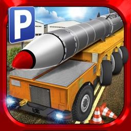 Extreme Truck Parking Simulator Game - Real Big Monster Car Driving Test Sim Racing Games
