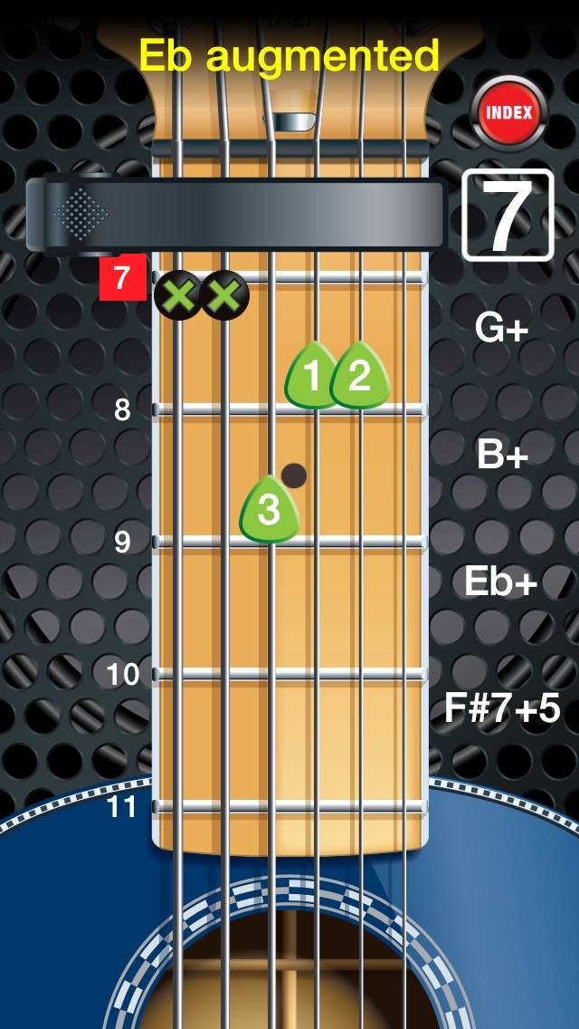 Capo Acoustic S Guitar Chords And Tabs App Mobile Apps