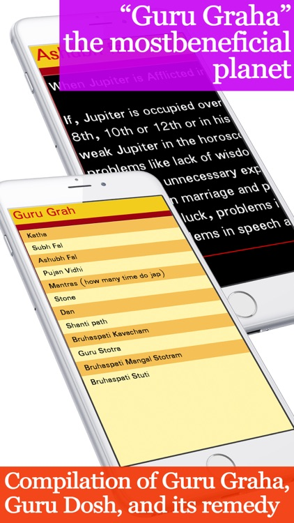 Guru grah, Guru of all Devas screenshot-3