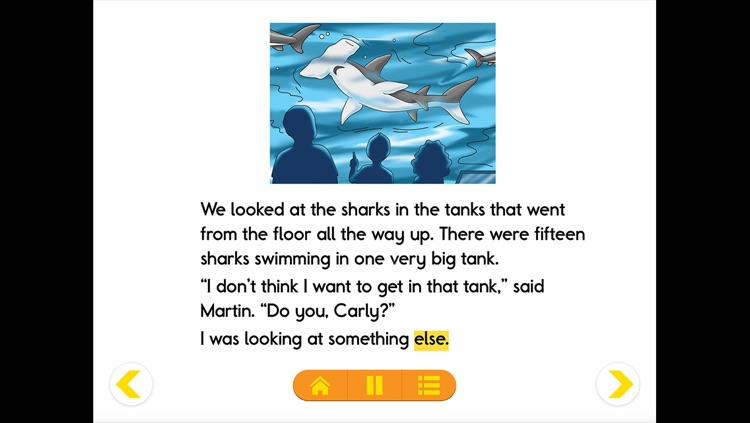 Letterland Phonics Readers Set 4 screenshot-3