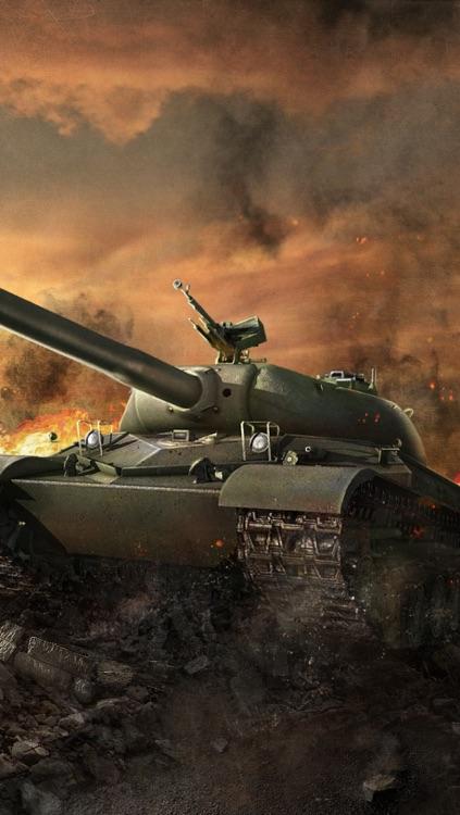 BG World of Tanks