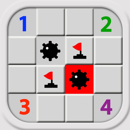 Minesweeper 1990 icon