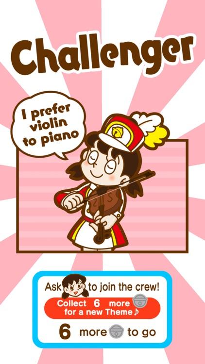 Doraemon MusicPad – Rhythm and English Educational App for Children screenshot-3