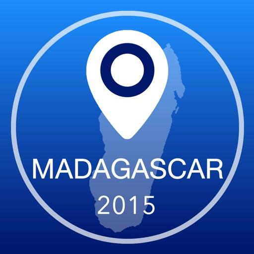 馬達加斯加離線地圖+城市指南導航,景點和運輸