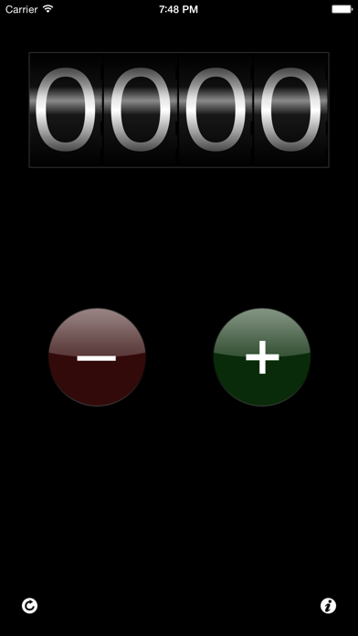 Tally Counter screenshot one