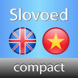 Vietnamese <-> English Slovoed Compact talking dictionary