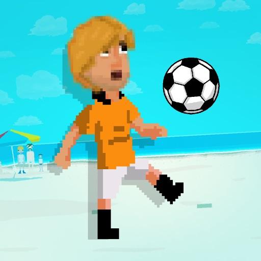 Real Juggling : Super Football Game