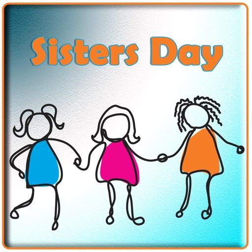 Sister Day Photo Frames