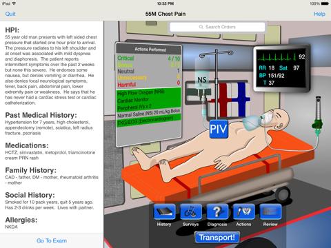 Resuscitation! screenshot