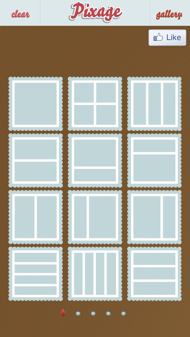 Pixage ! コラージフォトフレーム - 画像加工・写真編集・効果・フレーム紹介画像2