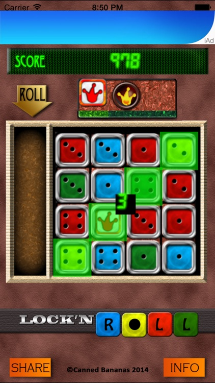 Lock 'n' Roll screenshot-3
