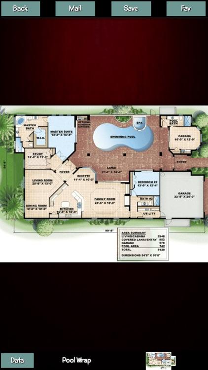 Home Plans Mediteranean screenshot-3