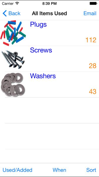 What iGot screenshot two