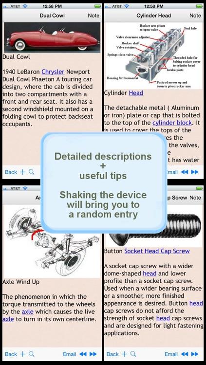 Auto Repair Visual Glossary screenshot-4