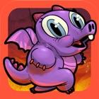 Run Dragon Baby - Lava salto livre para Magic Gems Edição icon