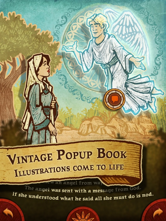The Nativity Story - Popup Christmas Story about the Birth of Jesus Christ - Deluxe Edition