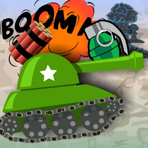 An Angry Tank Wins The War Game: Attack Hero - Battle Of Mayhem